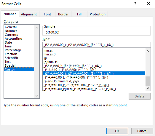 Don't Like the Look of Your Data? Use Custom Number Formats